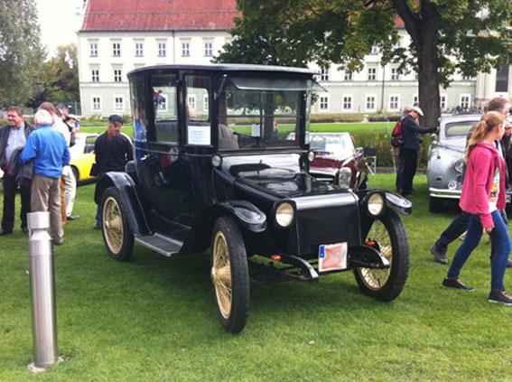 Fast 100 Jahre Elektroauto (Nachbericht Oldtimertage Fürstenfeld 2012)