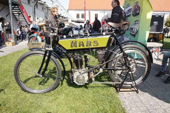 Mars Motorrad 1903