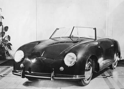 Erster Porsche Besitzer: Eine Frau?