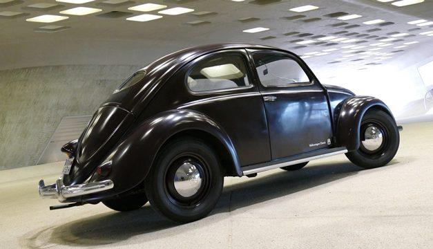 80 Jahre VW Käfer- Sonderausstellung zum Jubiläum