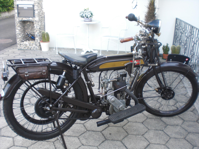 Condor M26 300ccm, Bj.1924, Anny Meier (CH)
