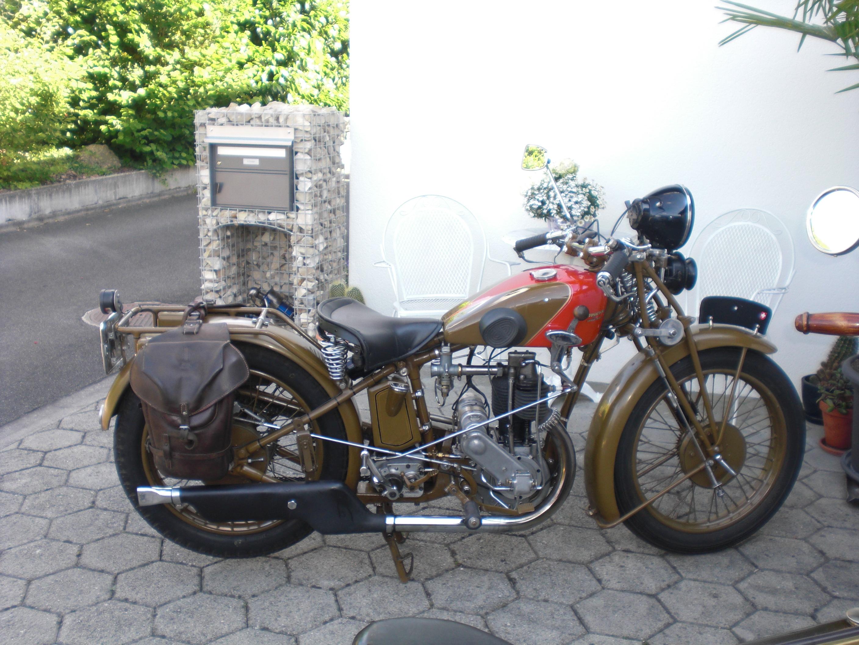 Motosacoche 411 500ccm, Bj. 1929, Christian Meier (CH)