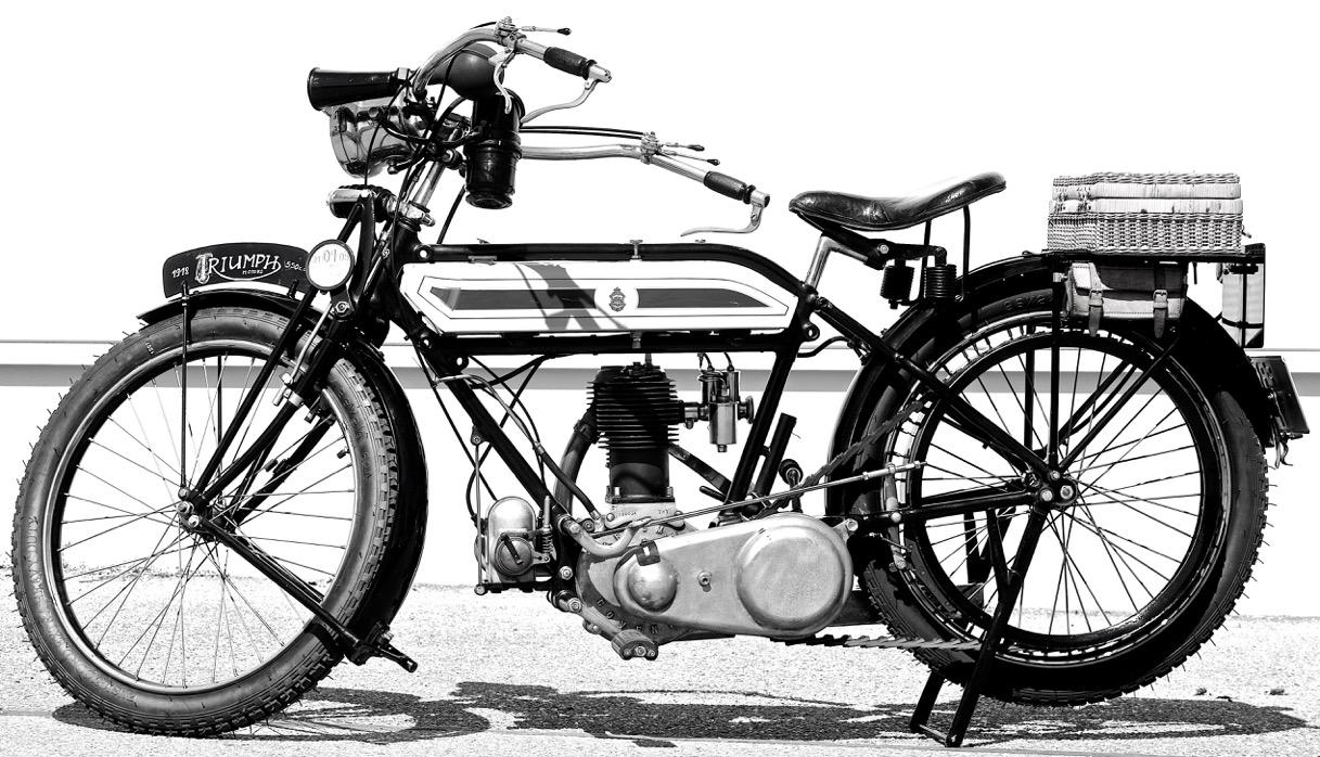Triumph H, 1918, Hermann Eber (D)