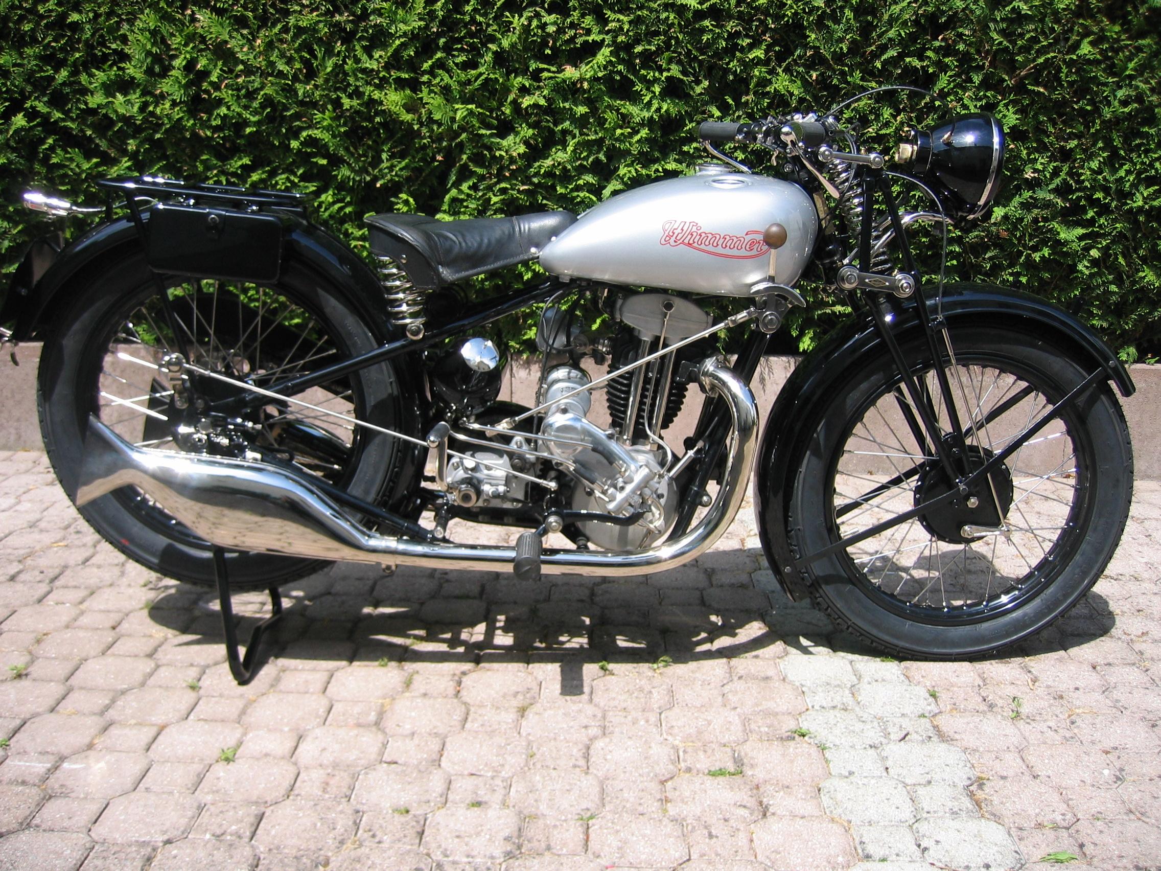 Wimmer GG 3, 1932, Irmgard Leeb-Schwarz (D)