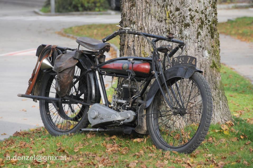 Soyer 2,5 HP Modell Sport, 1920, Prof. Dr. Thomas Soyer Stauffert (D)