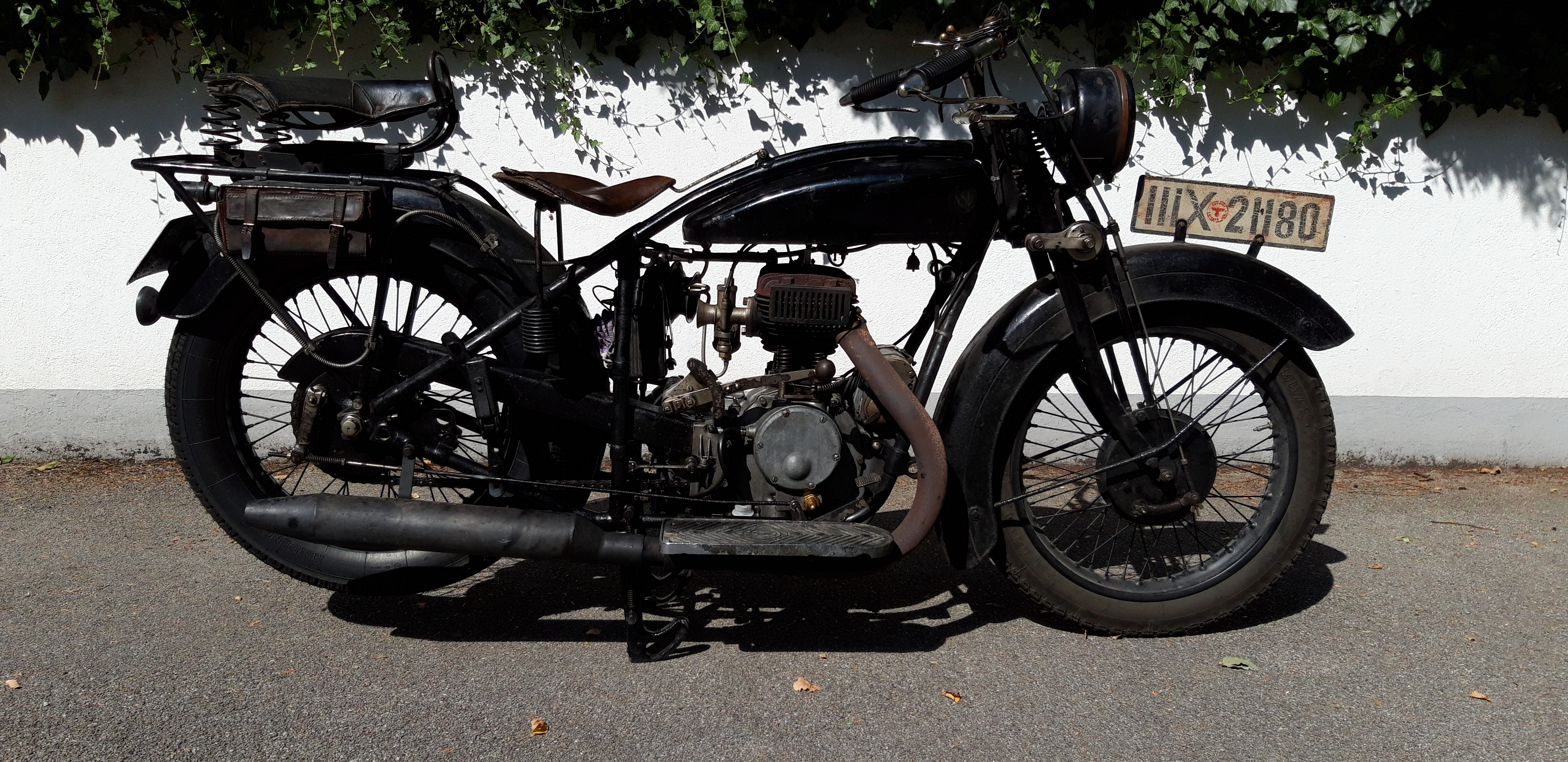 NSU 500 T, 1928, Wolfgang Reiser (D)