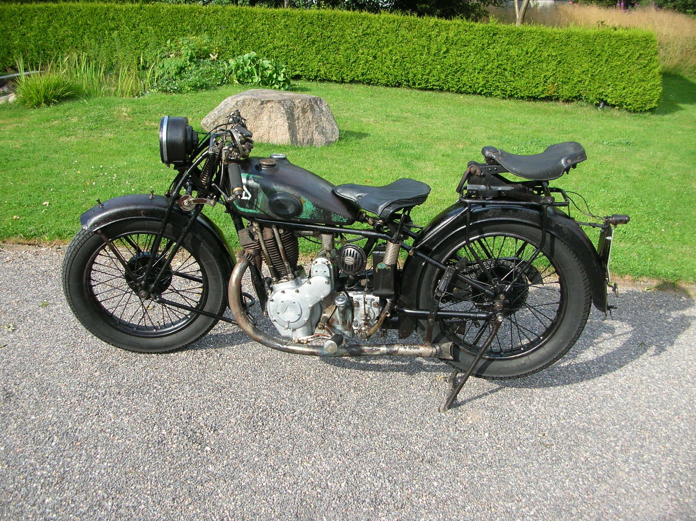 D-Rad R10, BJ 1930, Andreas Wangler (D)