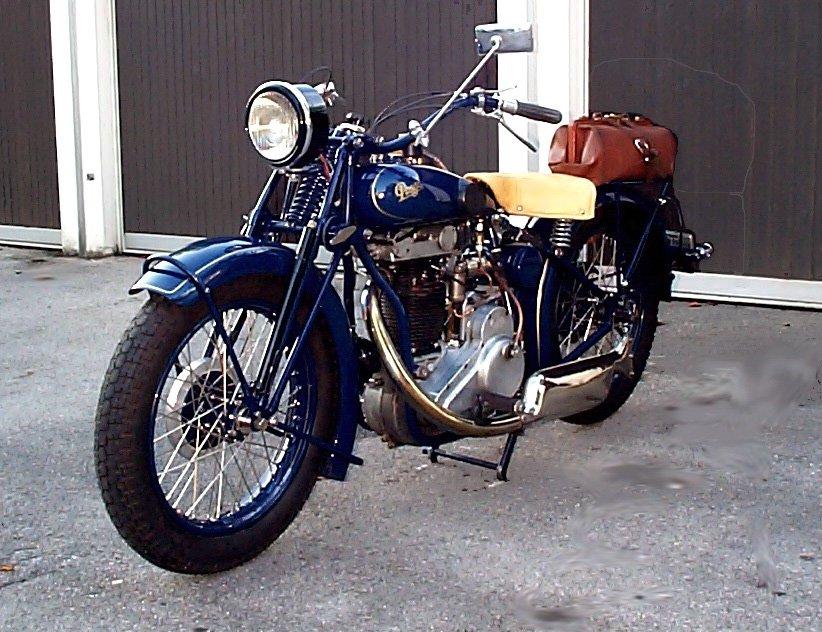 Praga 500 D, 1929, Ute Kirchmayr (D)