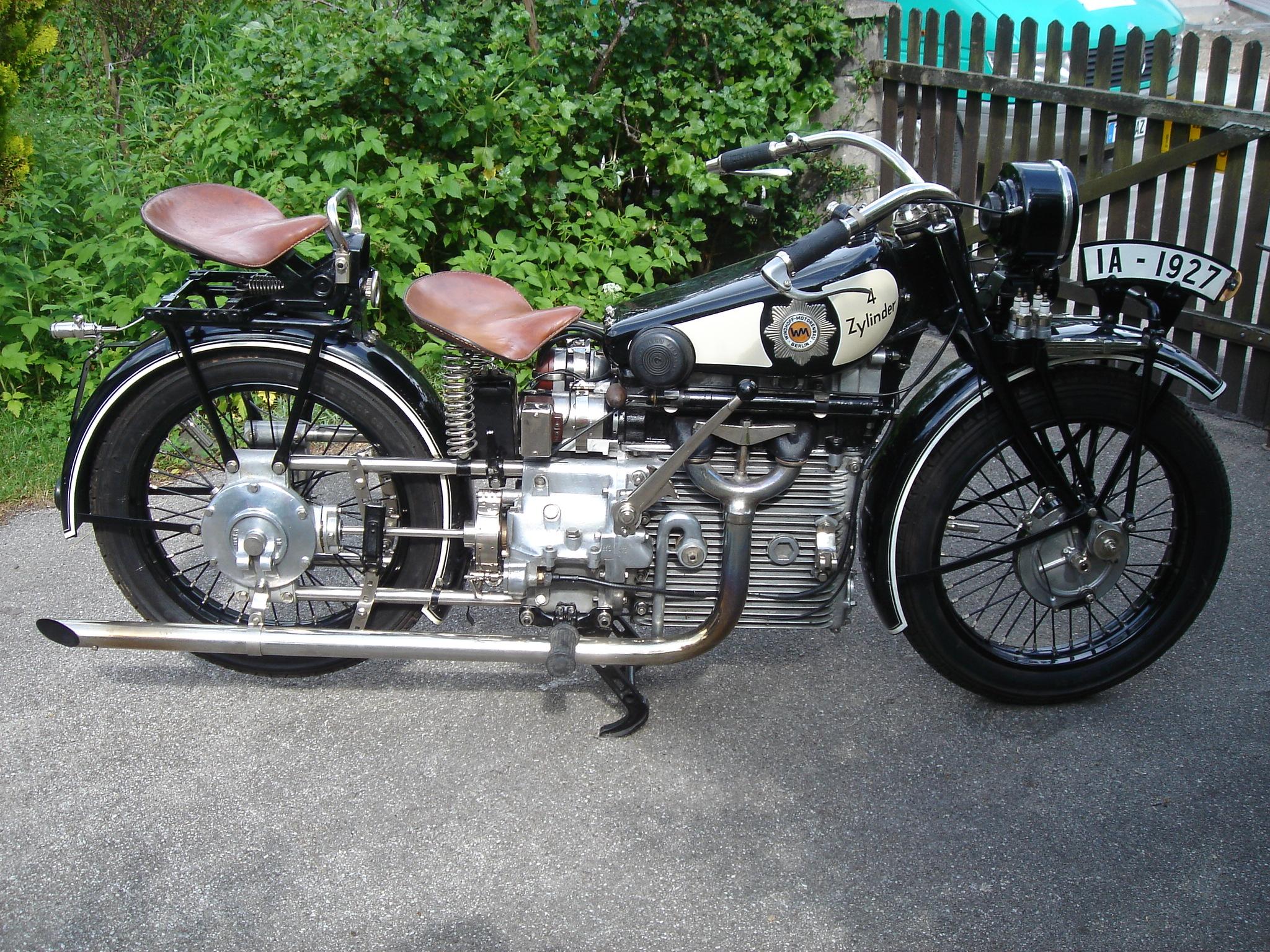 Windhoff 4-Zyl., BJ 1927, Horst Klett (D)