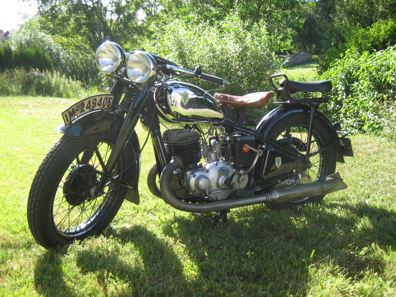 DKW SB 500 Luxus, BJ 1934, Ingo Kern (D)