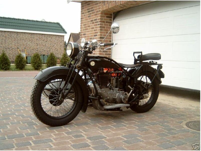 NSU 501 T, BJ 1927, Gleich Michael ( D)