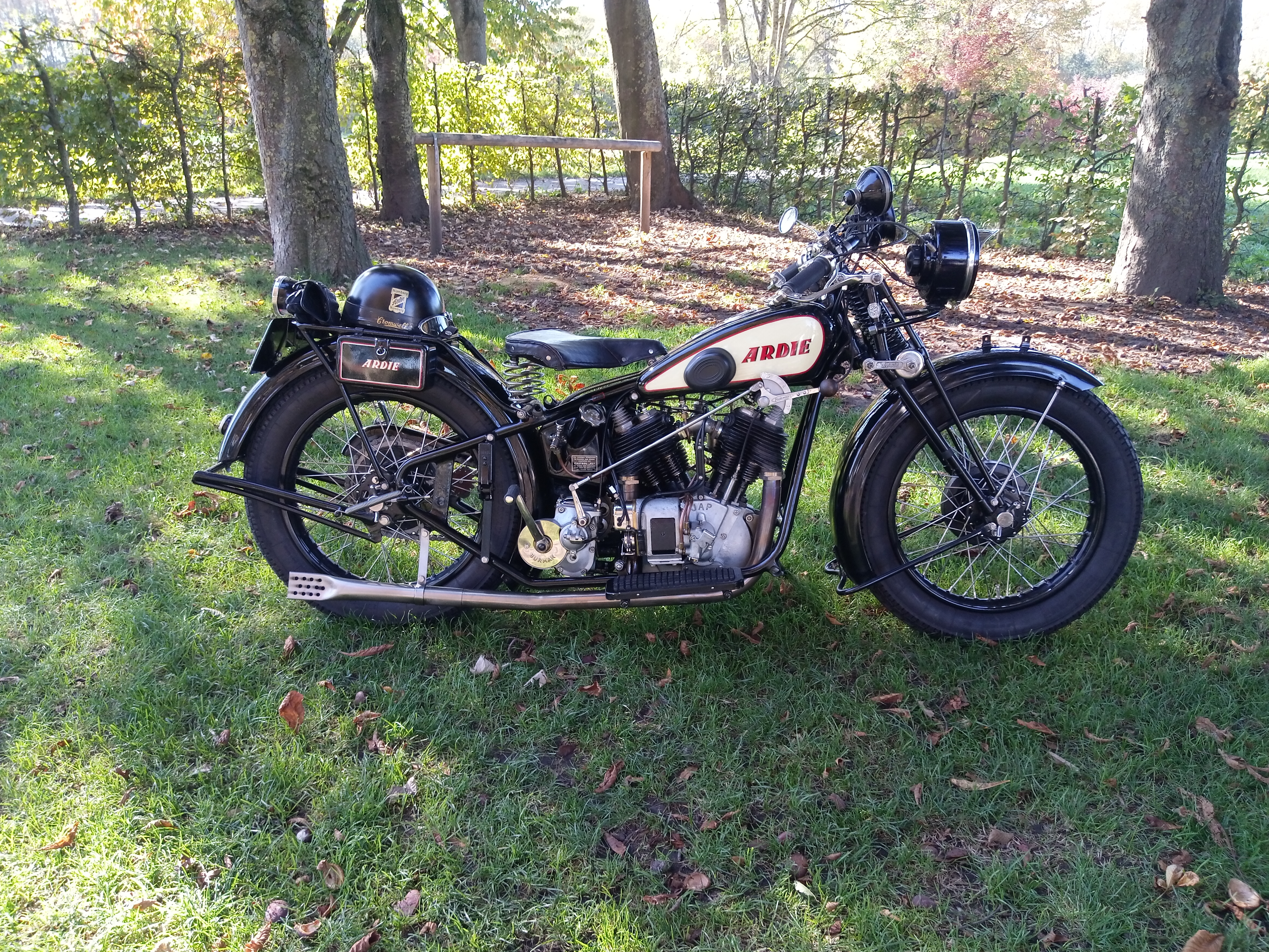 Ardie 1000cc, 1929, Michael Woche (D)