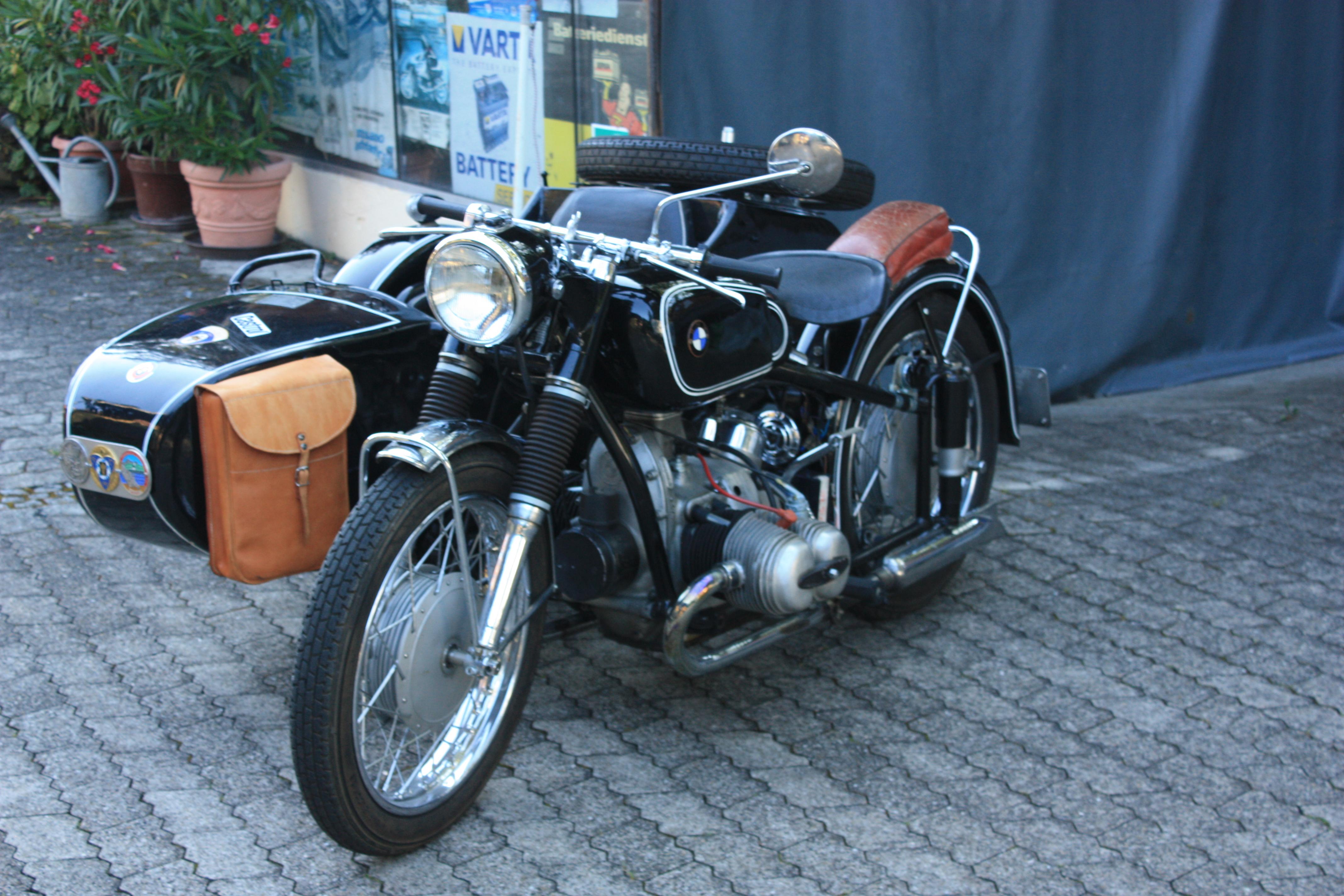 BMW R75 WH Zivil, BJ 1939, Rudolf Manetstetter (D)