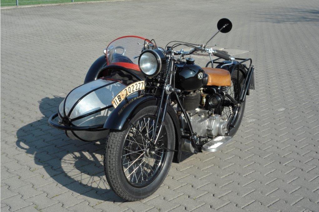 NSU 601 TS, 1931, Veronika Gleich (D)